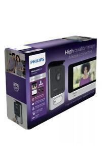 Philips WelcomeEye TouchInterphone vidéo DES9900VDP Super Produit Super Prix