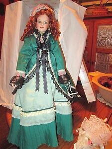"""18"""" Showstoppers """"Camille""""  porcelain doll *NIB *R203"""