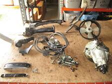 Honda 78 GL1000 Radiator Fan Triple Tree Swingarm Final Drive Assy Parts Lot #2