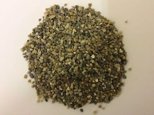 Fish Tank Aquarium Natural Pea Gravel Stones Substrate 5/6mm  Top quality