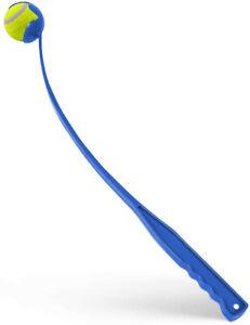 """Vettora Dog Tennis Ball Launcher Thrower 24"""" (Blue)"""