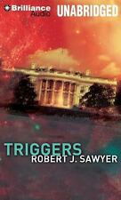 Triggers by Robert J. Sawyer (2013, CD, Unabridged)