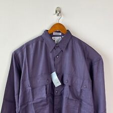 GOOUCH Vintage Button Down Shirt Abstract Print Long Sleeve 90s XL 113
