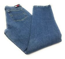 Vintage Tommy Hilfiger Roc Roc Straight Women's Blue Jeans Juniors 13/34 Tall