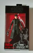 Star Wars The Force Awakens~The Black Series~6 Inch General Hux~New Sealed