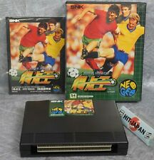 SUPER SIDE KICKS NEO GEO AES FREE SHIPPING SNK Ref 1827