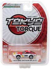 1:64 GreenLight *Tokyo Torque Japan* 1973 Bre Datsun Baja Z #300 Race Car *Nip*