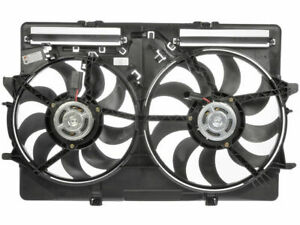For 2009-2017 Audi Q5 Auxiliary Fan Assembly Dorman 62978GN 2015 2010 2011 2012