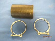 MG  NEW MGB ROADSTER /GT 1962-1976 PETROL FUEL FILLER HOSE AND CLIPS OA28   ***