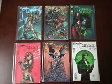 The Darkness Comic Book Lot Of 6 Image Comics VF or better 14 15 16 17 18 19