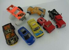 7X Vintage Majorette Diecast Toyota monster truck truck taxi motor elf5 bmw