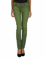 Givenchy Two-Tone Green Jeans SZ 36 = US SZ 2 - NWT - RT $990.00