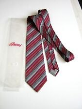 BRIONI Roma LUXURY NEW NEW DIS 03506 SILK HAND MADE IN ITALY GIFT IDEA