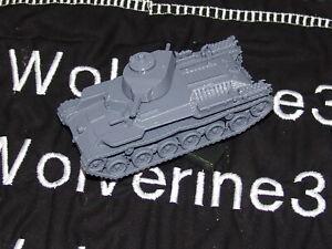Flames Of War Japan Chi Ha Tank 1/100 15mm FREE SHIPPING