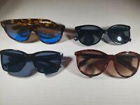 Womens Sunglasses Diffiwear.Cal Klien .Warby Parker .Costa light scratches.....