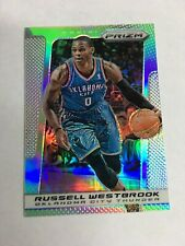 2013-14 Panini Prizm Russell Westbrook #105 Silver Refractor