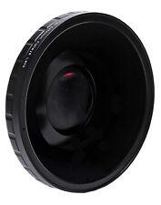 Opteka 0.4x Fisheye Lens for Sony DCR-VX2000, DCR-VX2100, DSR-PD170 Camcorders
