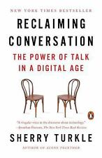 Reclaiming Conversation: The Power of Talk in a Digital Age, New, Free Shipping