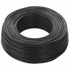 Blanco 0.5mm² 16//0.2mm cable de cobre trenzado Cable 50M