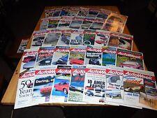 Auto Week : Magazine Lot of 36 Issues 1997 Magazines