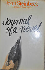 JOURNAL OF A NOVEL THE EAST OF EDEN LETTERS BY JOHN STEINBECK *FIRST UK ED*