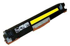 HP CE312a 126a Yellow Toner Cartridge CP1025w M175nw Pro 100