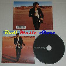 CD DUNCAN JAMES Future past 2006 eu EMI 0094636377322 no mc lp dvd vhs (CS2)