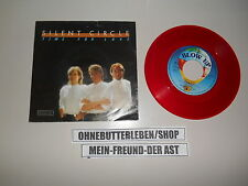 """7"""" Pop Silent Circle - Time For Love (Red Vinyl) BLOW UP"""