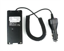 New Battery Eliminator+Charger Adaptor for ICOM IC-V8/V82 A6 T3H F3GS Hot