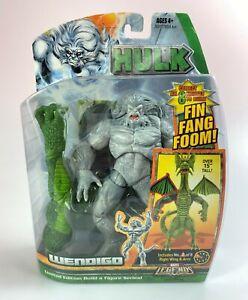 Wendigo Marvel Legends Action Figure New 2007 Hasbro Fin Fang Foom BAF Arm