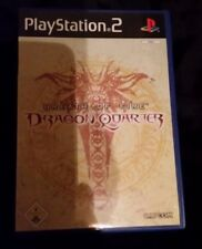 Breath Of Fire: Dragon Quarter (Sony PlayStation 2, 2003, DVD-Box)