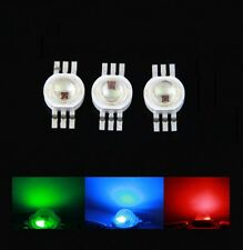 5 PCS 3W Red Green Blue RGB High Power LED Bead SMD 6Pin k85