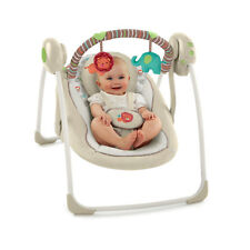 Baby Swing Infant Portable Cradle Electric Rocker Bouncer Seat Sway Chair New