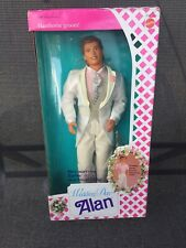 Alan Doll Groom of Midge #9607 New NRFB 1990 Mattel