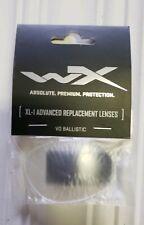 Wiley X XL-1 Clear Advanced Replacement Lenses XLC - VO Ballistic