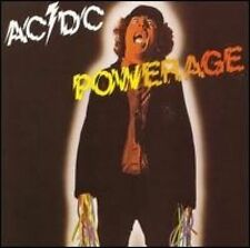 Ac/dc Powerage CD 2006 Sony Bmg/albert Remastered 9 Tracks