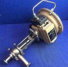 """Gea Slj-Od1""""-A-00-240/0/ 9-W/4-12J/52 Varivent Control Valve, Diaphragm Actuator"""