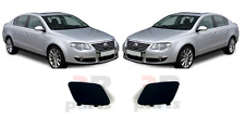 FOR VW PASSAT B6 2005-2010 FRONT HEADLIGHT WASHER COVER CAP FOR PAINTING PAIR SE