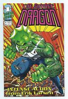 1992 Image Comics The Savage Dragon #1 Erik Larsen Unread