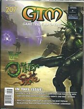 Game Trade Magazine # 207 (WYRD OTHER SIDE, Sealed PROMO CARDS, MAY 2017) NM NEW