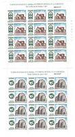 MP.57.58 Juego 2 Minipliegos Patrimonio Mundial Humanidad 1997 sellos España