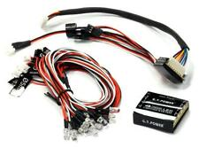 GT Power 4-Channel Professional LED Lighting System For RC Truck