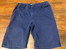 Cat&Jack Kids Boys Short pant Navy Blue Uniform Size 7
