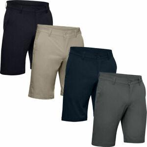 Under Armour Mens UA Tech 4-Way Stretch Moisture Wicking Golf Shorts / NEW 2021