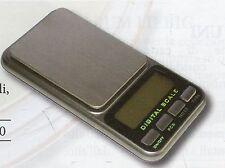 BILANCINA DIGITALE CON DISPLAY LCD MAX 50 GR.