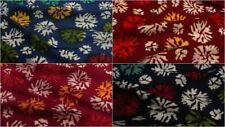 Tissus à motif Batik en 100% coton pour loisirs créatifs
