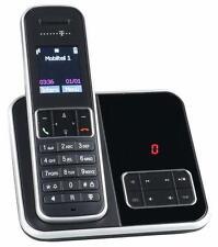 T-Com SINUS A405 Schwarz Schnurlos Telefon Anrufbeantworter Schnurloses DECT