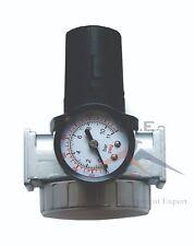 "1/2"" Air Pressure Regulator for Compressed Air Compressor w/ Gauge Max 150psi"