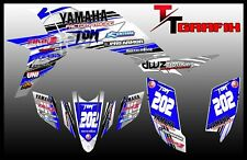 YAMAHA RAPTOR 125/250/350/660/700 YFZ/YFZ 450R BANSHEE 350 ALL YEARS GRAPHICS
