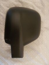 Gen  Peugeot Partner 7/2008 to 6/2012 Black Wing Mirror Cover drivers side   r/h